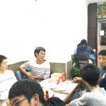 PSTアカデミー6期生とOBの交流会