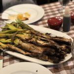 カタルーニャ伝統料理 カルソッツ