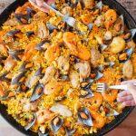 スペインの日常の食事について
